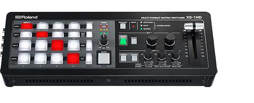 Відеомікшер <br /> Roland XS-1HD