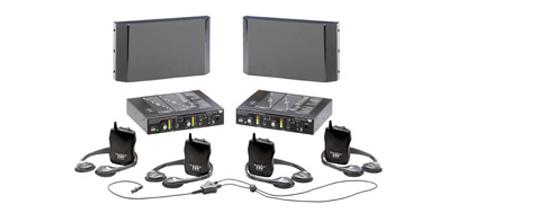 Simultaneous interpretation system Williams Sound