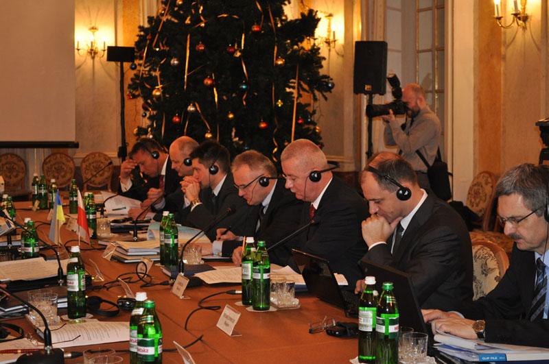 Зустріч керівників митних служб Польщі та України
