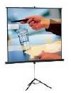 Екран 120x120 / 150x150 см